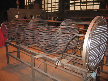 Shell and Tube Heat Exchanger Doyle and Roth